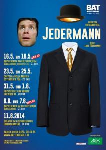 Jedermann (2014) Plakat