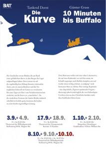 Die Kurve / 10 Minuten bis Buffalo (2004) Plakat