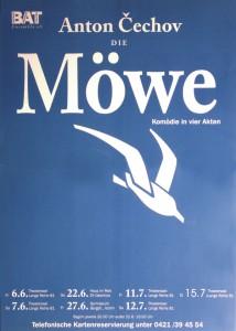Die Möwe (1997) Plakat